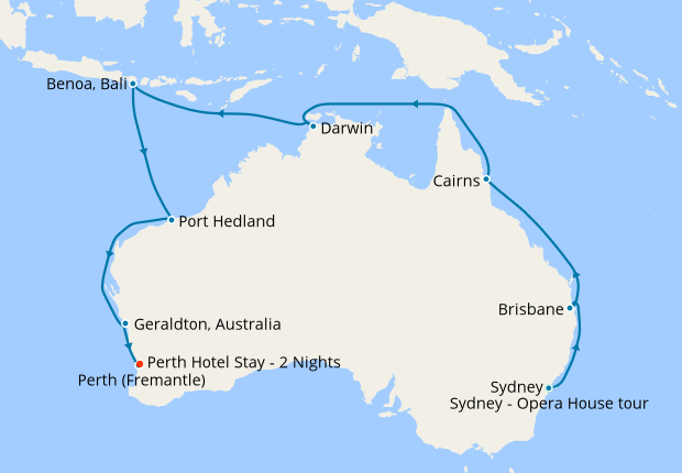 Explore Australia from Sydney to Perth with Stays, 5