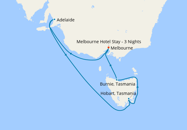 South Australia & Tasmania from Melbourne with Stay, 21