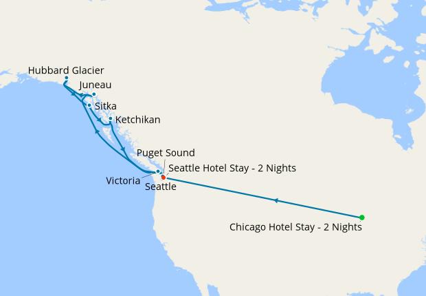 Chicago Hotel Stay - 2 Nights