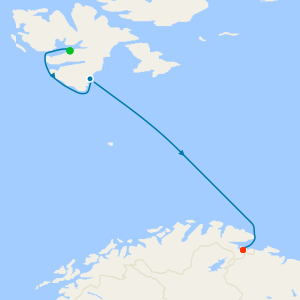 Svalbard Odyssey from Longyearbyen