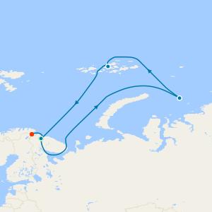 Franz Joseph Land Explorer from Murmansk