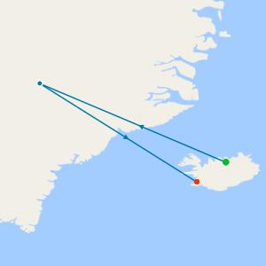 East Greenland Explorer from Akureyri
