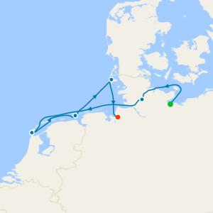 Travemuende to Bremerhaven