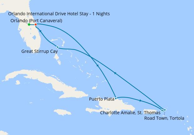 Dominican Republic Christmas 2020 Christmas Bahamas, Dominican Republic & Leeward Islands from