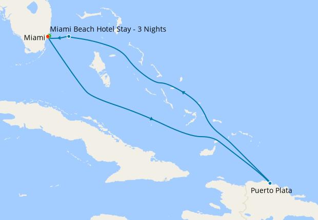 Miami Beach Hotel Stay - 3 Nights