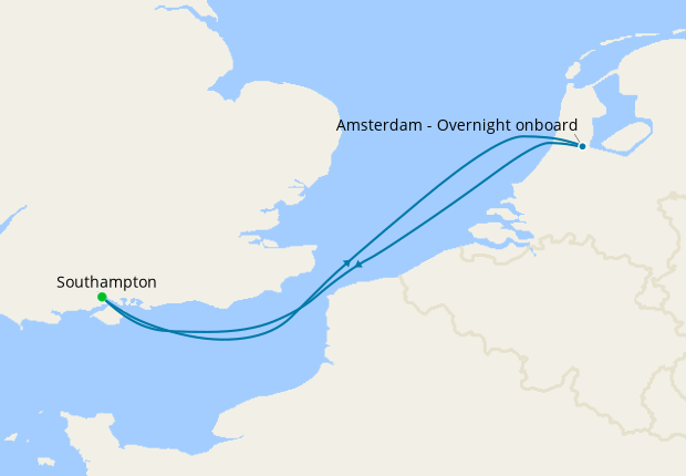 Amsterdam Sampler from Southampton