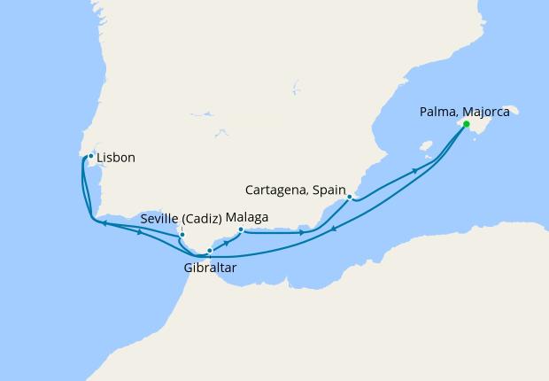 Magic of Spain from Majorca