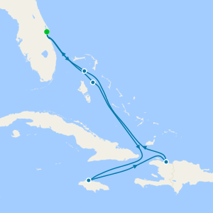 Western Caribbean with Perfect Day from Port Canaveral