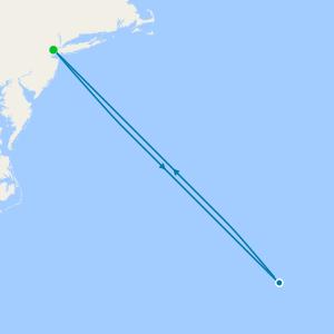 Bermuda from Cape Liberty