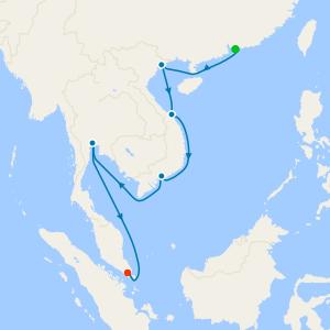 Vietnam & Thailand Holiday from Hong Kong