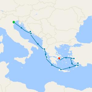 Aegean & Ionian Gems from Venice