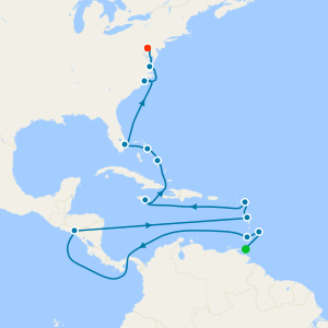 Asia from Singapore to Cochin