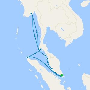 Andaman Awakening - Singapore Roundtrip
