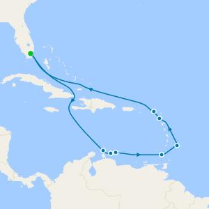 Bay to Beaches - Miami Roundtrip