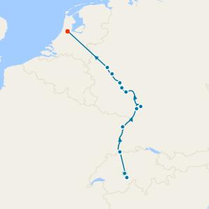 Jungfrau Express & Rhine Cruise