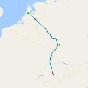 Rhine Cruise & Jungfrau Express