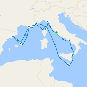 Heart Of The Mediterranean from Rome