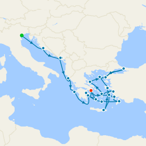 Eastern Mediterranean Jewels from Venice