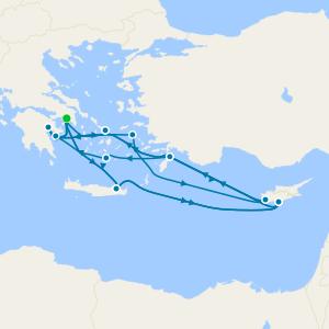 Eastern Mediterranean Medley from Istanbul