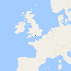 Northern Europe from Copenhagen