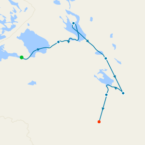St Petersburg to Moscow