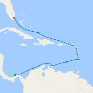 Island-Hopping in the Caribbean