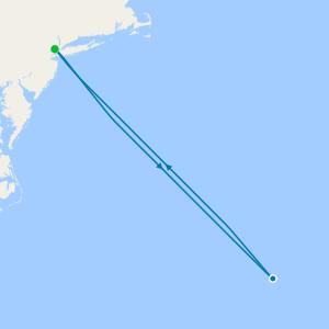 Bermuda from New York