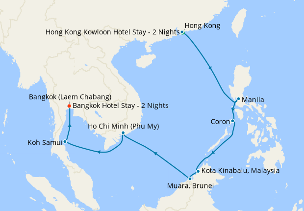Hong Kong Kowloon Hotel Stay - 2 Nights