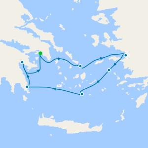 Treasures of the Greek Isles