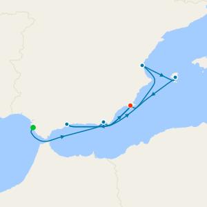 Sail Three Seas from Dubrovnik