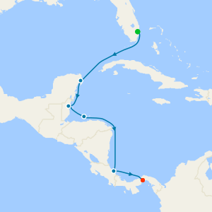 Africa & Indian Ocean from Mumbai to Singapore