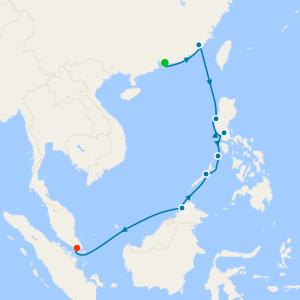 Gems of the South China Sea from Hong Kong