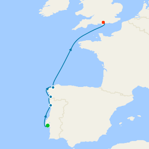 Golden Horizon - Lisbon to Portsmouth