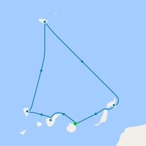 Island Explorer from Gran Canaria