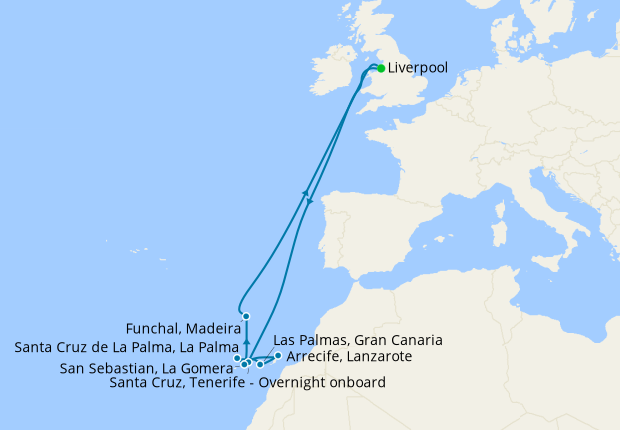 Christmas Cruises 2021 Dec 21st La Canary Islands Christmas From Liverpool 21 December 2021 14 Nt Borealis 21 December 2021 Fred Olsen Iglucruise