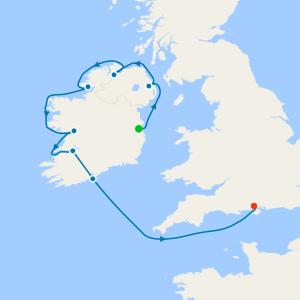 Ireland Intensive from Dublin