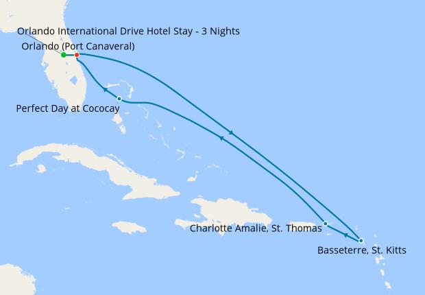 Orlando International Drive Hotel Stay - 3 Nights
