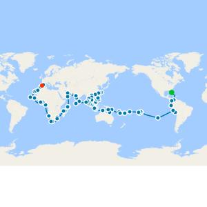 Navigate the World - 2023 World Cruise