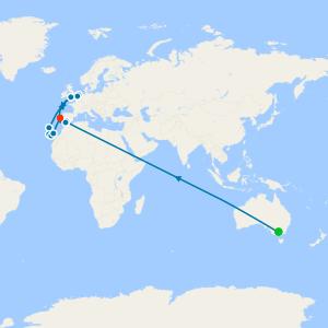 New Zealand, Adelaide & Kangaroo Island fr. Melbourne with Stay