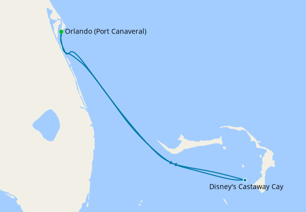Bahamian Cruise from Port Canaveral
