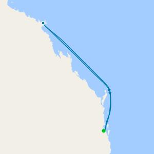 Airlie Beach Getaway from Brisbane