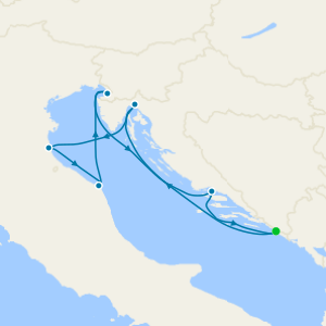 Adriatic Affair from Dubrovnik