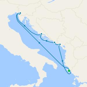 Adriatic Explorer from Corfu