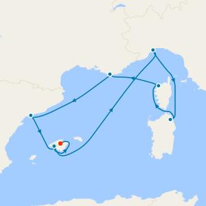 Mediterranean Secrets & 3 Nt Majorca Stay