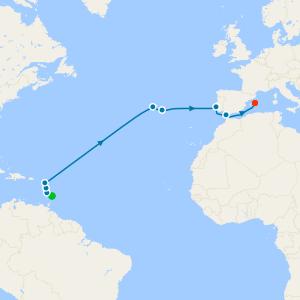 Atlantic Secrets from Barbados to Majorca