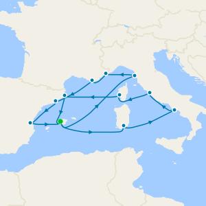 Mediterranean Medley & Treasures of the Mediterranean from Majorca