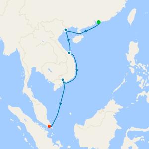 Vietnam & Singapore from Hong Kong
