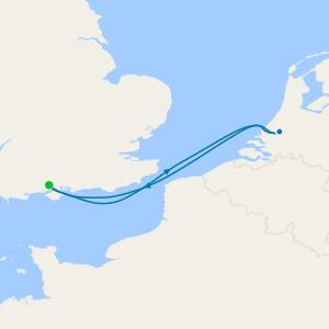 Netherlands & Channel Islands Sampler