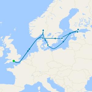 Scandinavia & Russia from Southampton