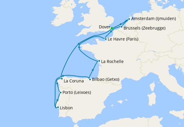 European Explorer from Dover